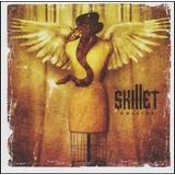 Cd Skillet Collide [bonus Track] Novo Lacrado [importado]